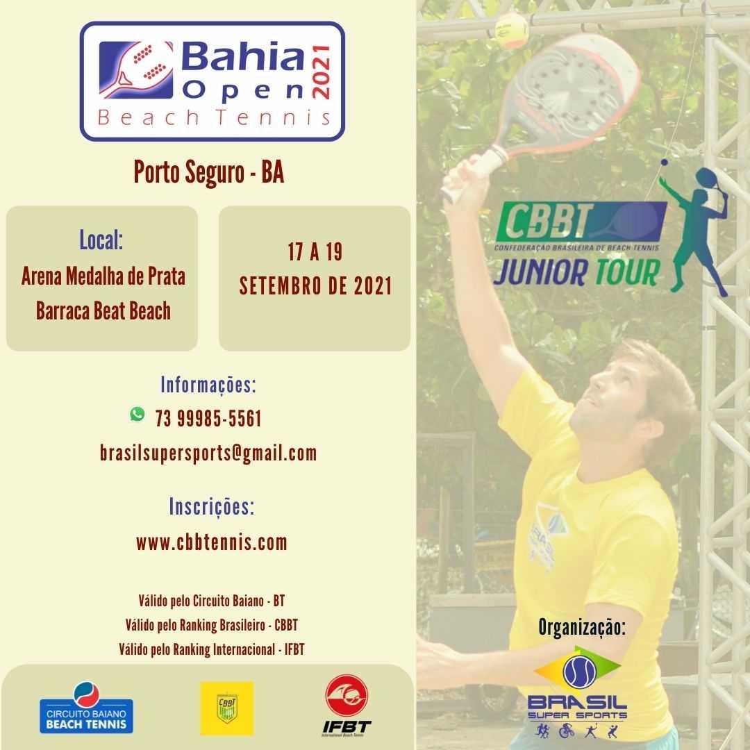 JUNIORS - Bahia Open 2021
