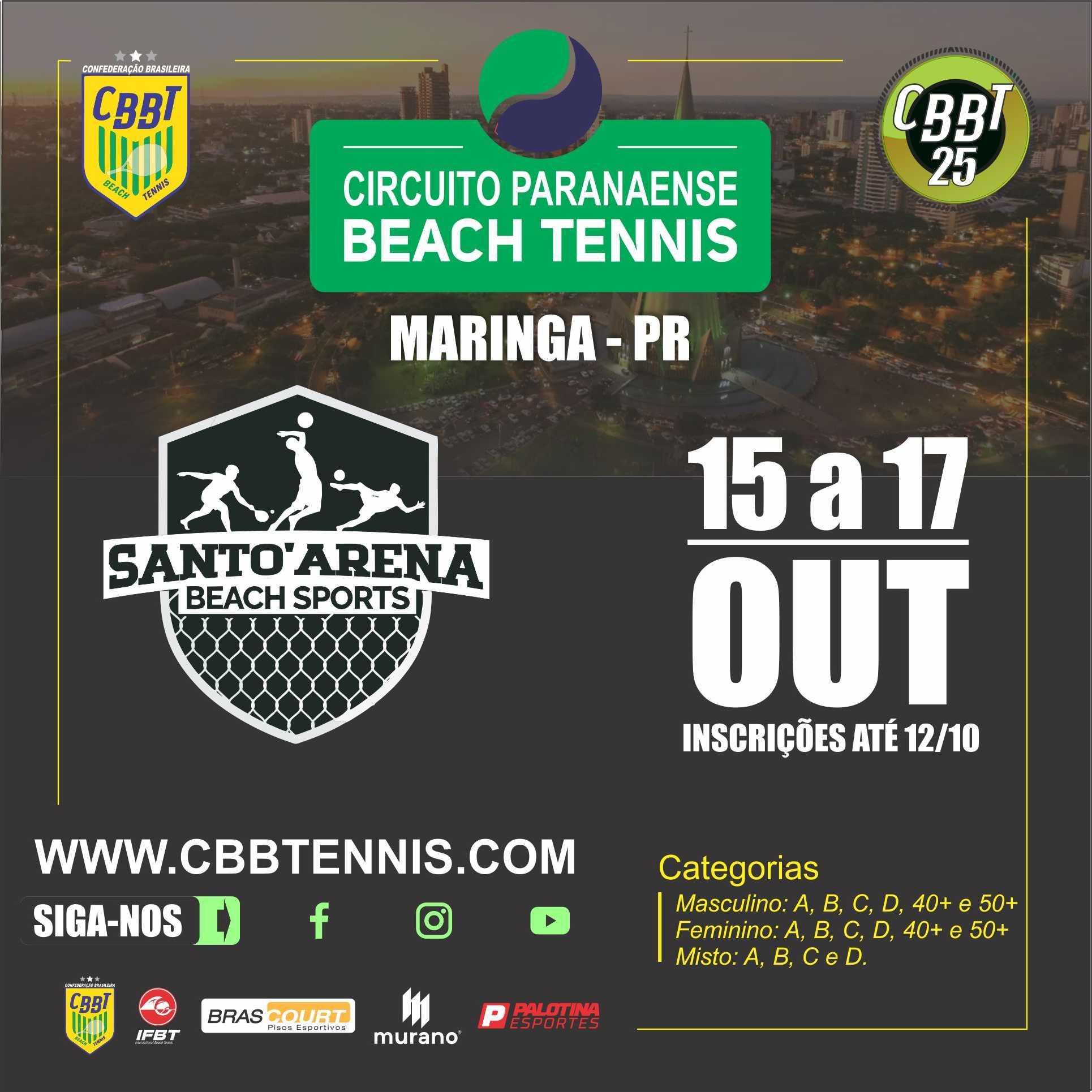 Circuito Paranaense de Beach Tennis