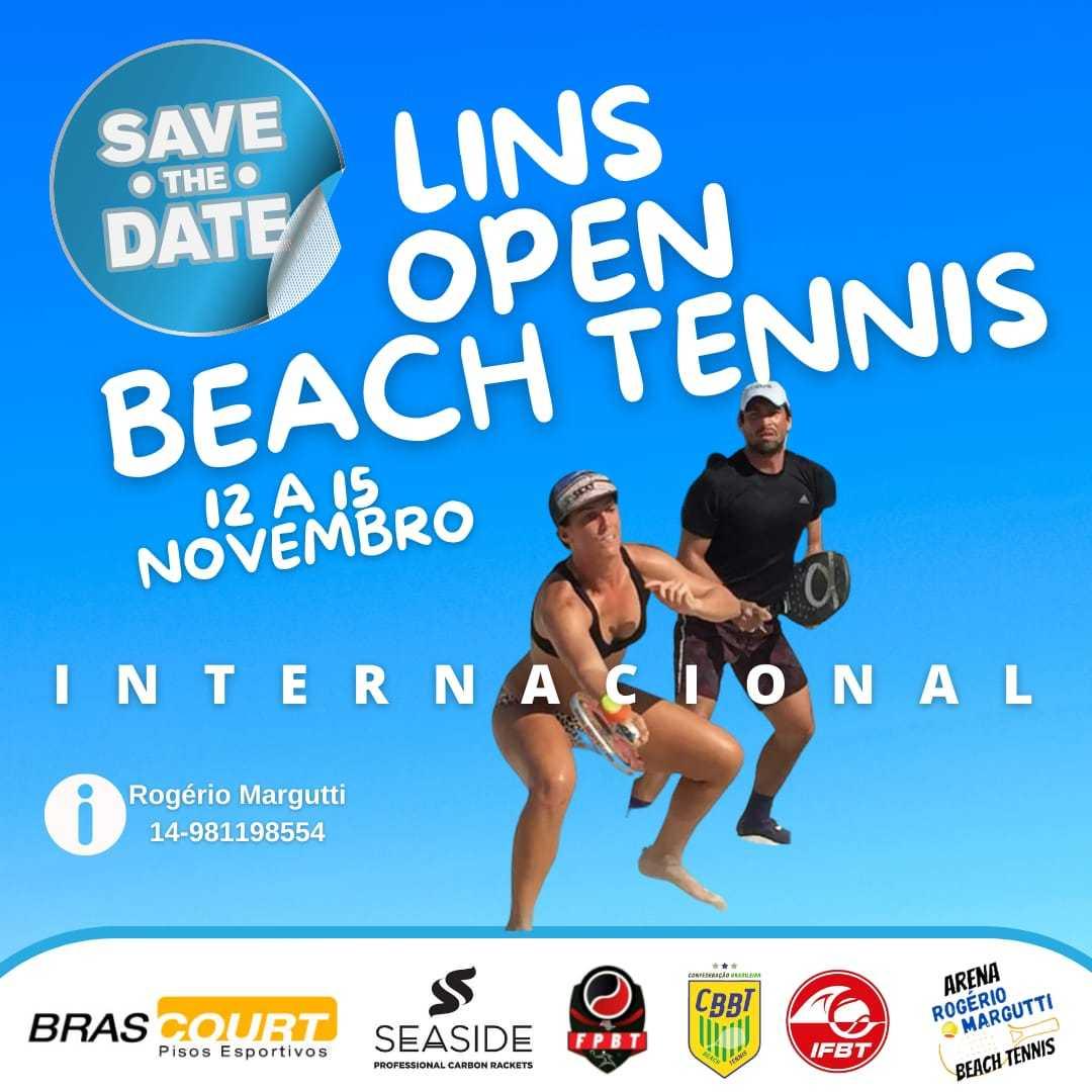 Lins Open de Beach Tennis