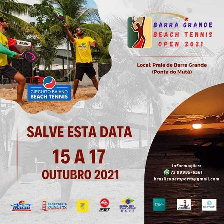 Barra Grande Beach Tennis Open 2021