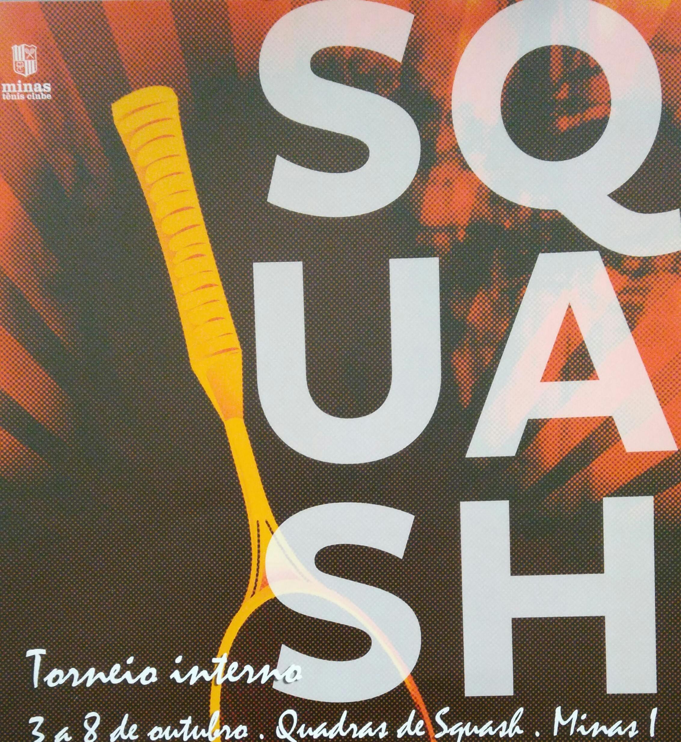 II Torneio interno de Squash Minas Tênis Clube 2016