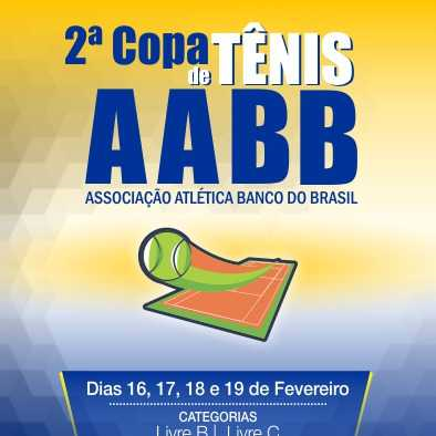 2ª Copa AABB de Tênis