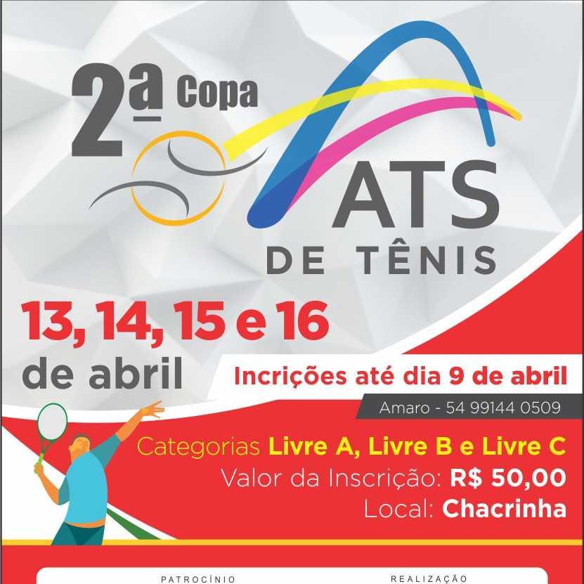 2ª Copa ATS de Tênis