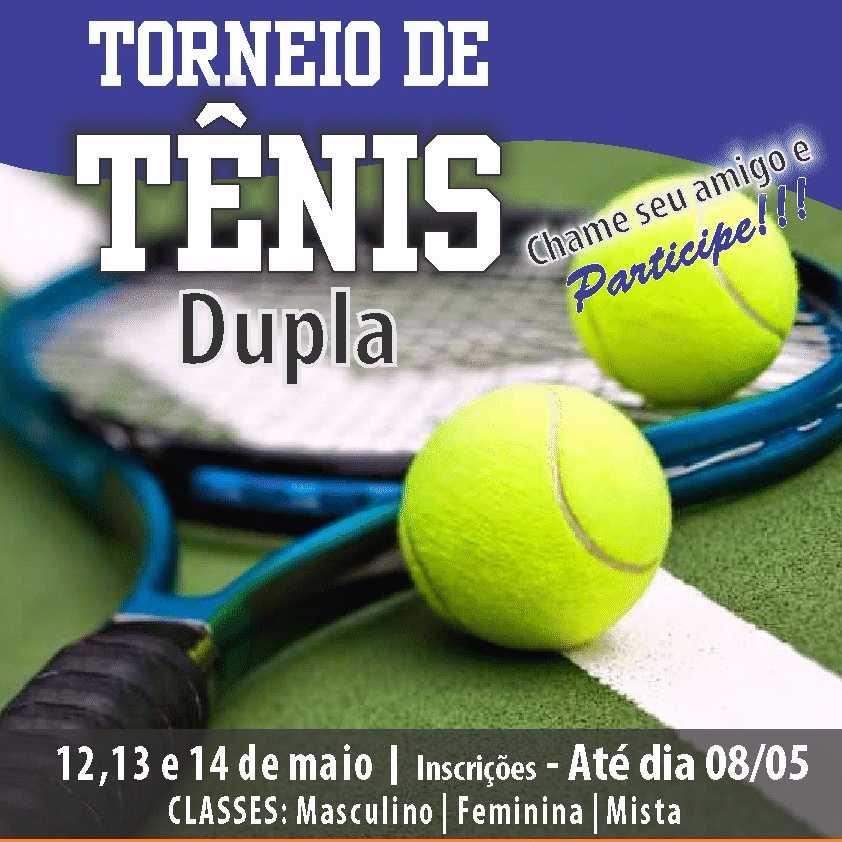 TORNEIO DE DUPLA