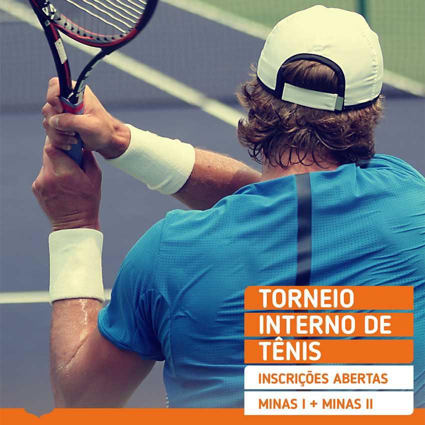 Torneio Interno de Tênis MTC