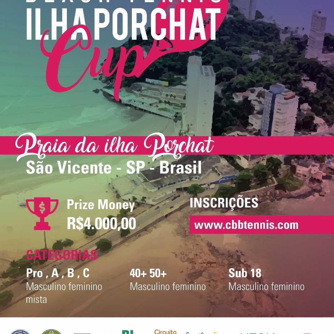 BEACH TENNIS ILHA PORCHAT CUP