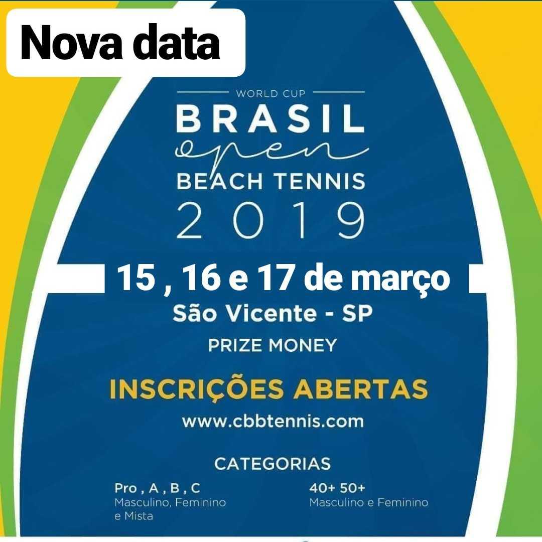 BRASIL OPEN WORLD CUP 2019