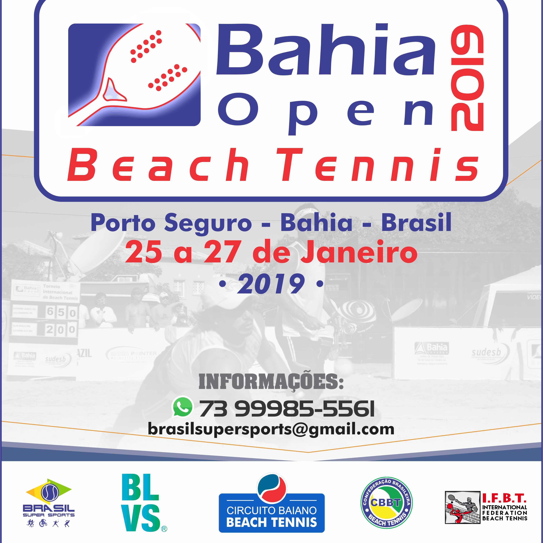 BAHIA OPEN DE BEACH TENNIS