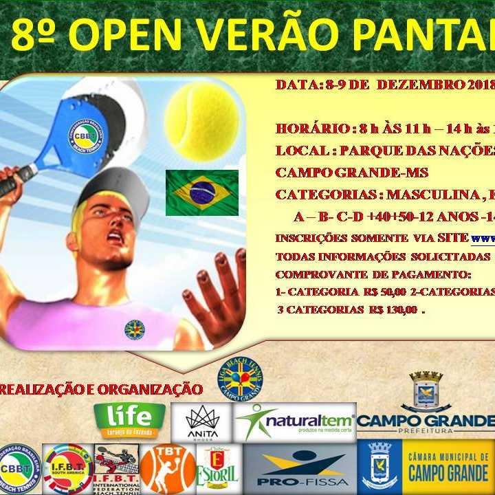 8 COPA VERÃO PANTANEIRO
