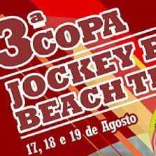 3ª COPA JOCKEY PARK BEACH TENNIS