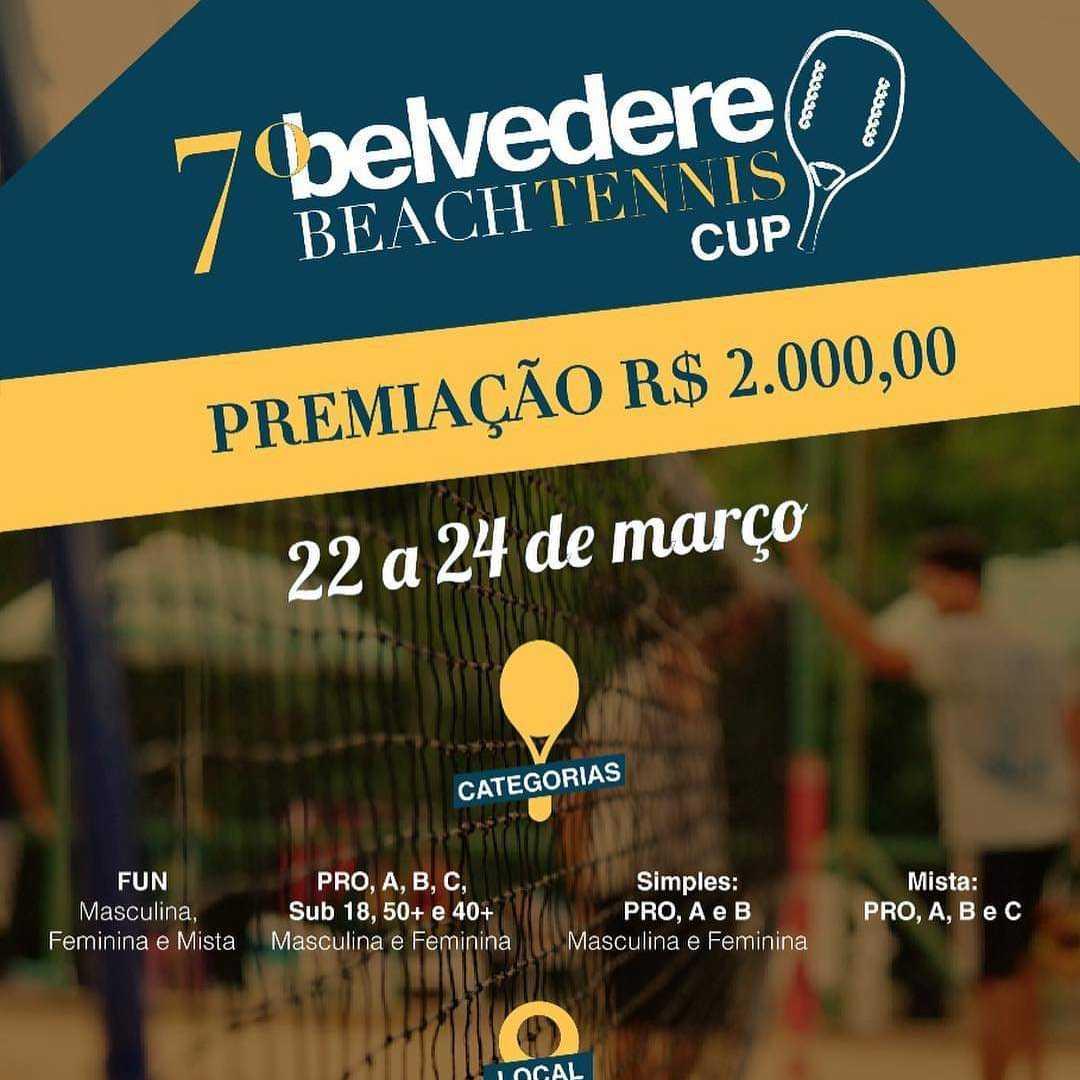 7o Belvedere Beach Tennis Cup