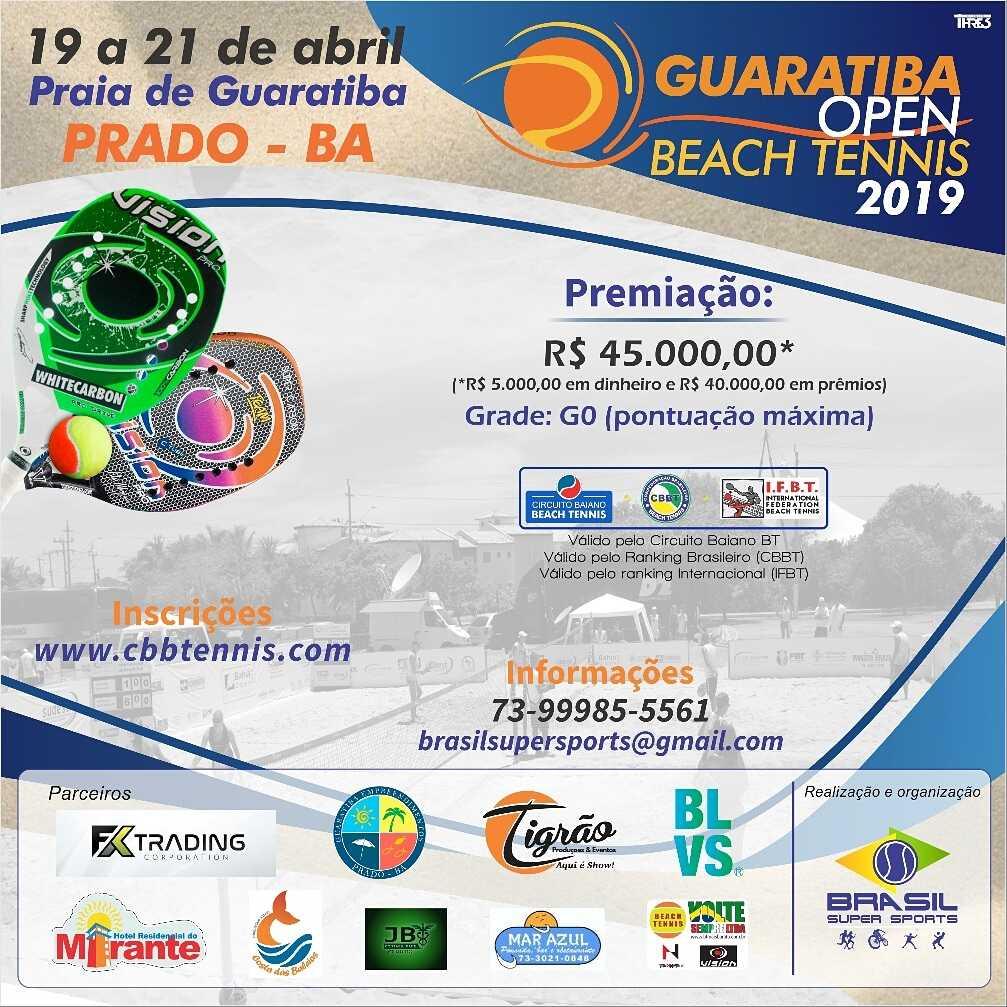 Guaratiba Open  Beach Tennis 2019