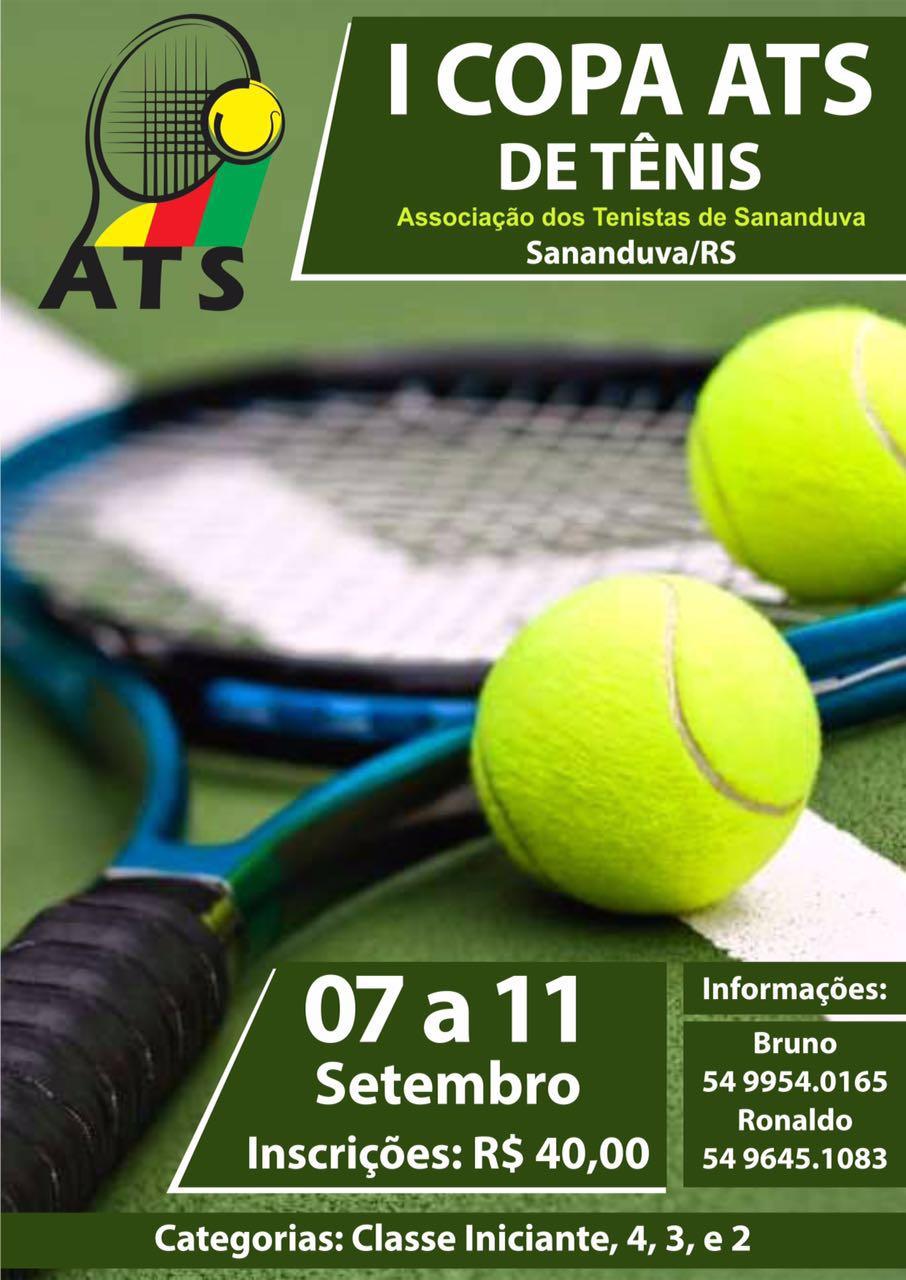 1° Torneio Ats de Tênis
