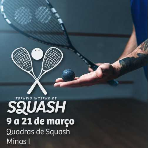 Torneio Interno de Squash 2020/1 - Minas Tênis Clube