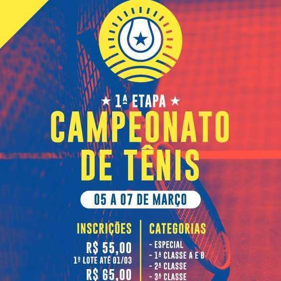 1°Etapa Campeonato Interno ADHering 2021