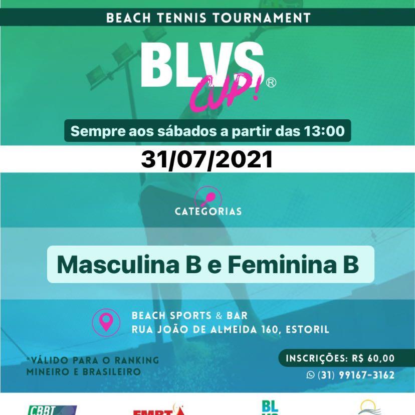 BLVS®️ Cup - Fast Tournament - Categoria B