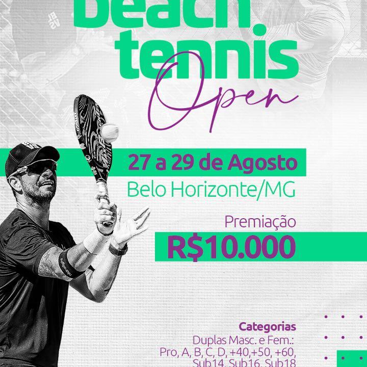BLVS®️ Beach Arena Open Beach Tennis