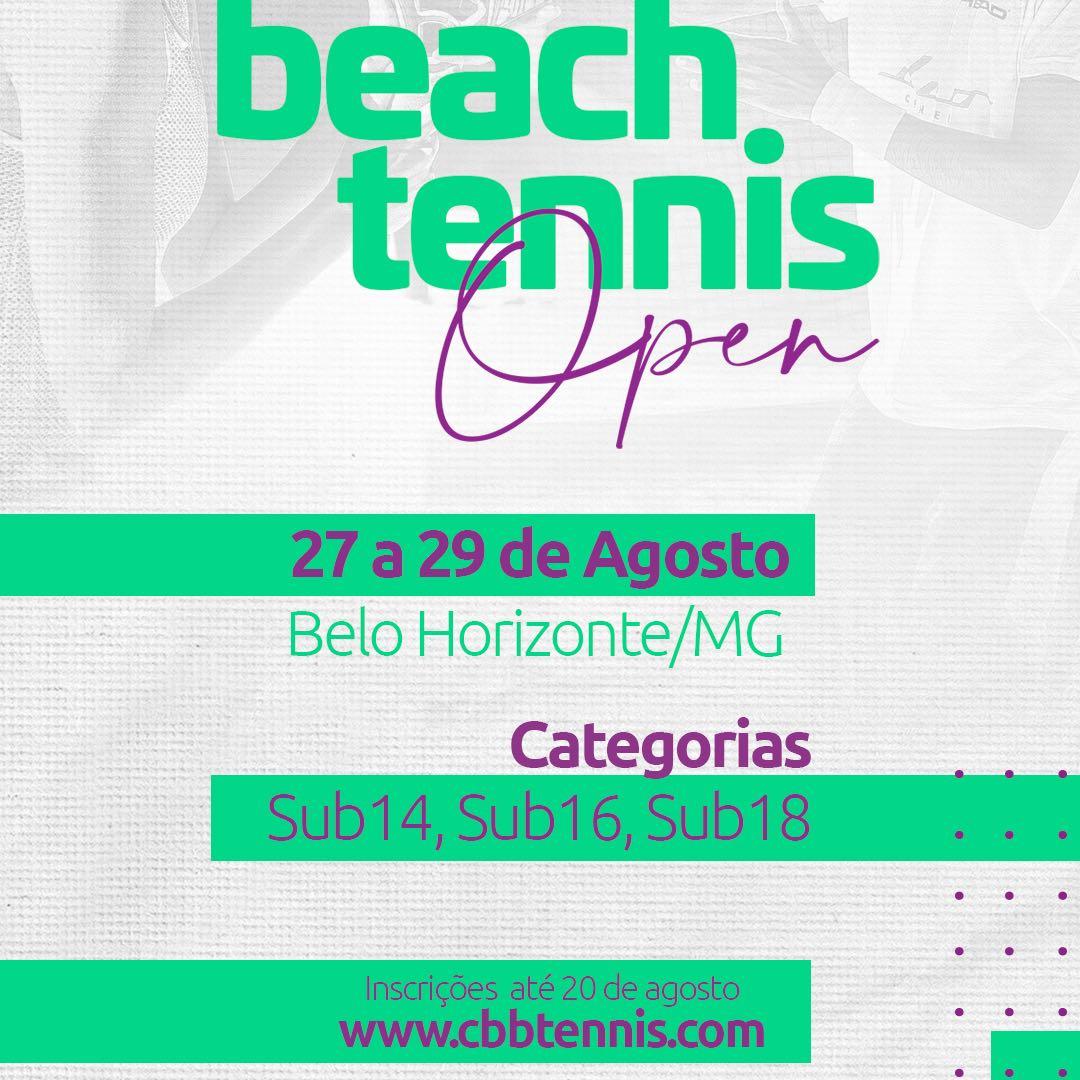 JUNIORS - BLVS®️ Arena Beach Tennis Open